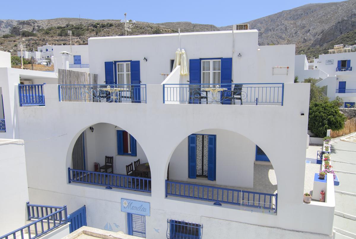 Marilia Accommodation Rooms Studios Amorgos